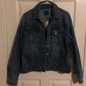 Loula Denim jacket by Just USA